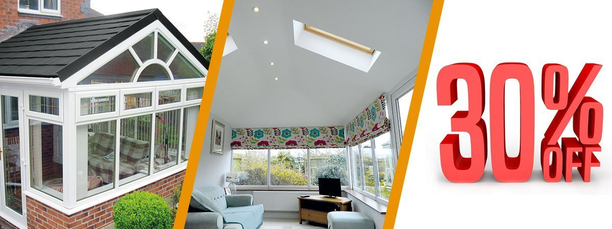 Supalite tiled roofing offer durability and quality for your conservatory